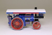 Models of Yesteryear Y-19/2; 1905 Fowler B6 Showmans Engine; Blue/White/Black