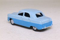 Dinky Toys 162; Ford Zephyr; Light Blue/Blue, Grey Hubs