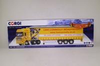 Corgi Classics CC14115; DAF 105 Truck; Curtainside, Liam Connolly Roadfreight