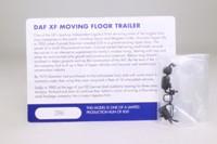Corgi CC14116; DAF XF Space Cab; Moving Floor Trailer; Downton, England