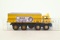 Corgi 14501; Foden S21 Mickey Mouse; 8 Wheel Rigid Covered Tipper, Blue Circle Cement