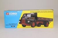 Corgi 20001; Bedford S; 4 Wheel Rigid Dropside, W&J Riding Ltd, Oil Drum Load