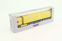 WSI Models; DAF XF 105 Artic; Box Trailer; DAF Promotional