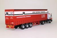 Corgi 75807; MAN F90 Artic; Curtainside: John Rayrnond Transport