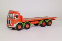 Corgi Classics CC11508; AEC MkV Mammoth Major Truck; 8 Wheel Rigid Flatbed, Smiles & Co Ltd, Newcastle