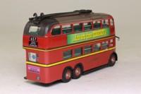 Atlas Editions 4 655 104; 3 Axle QI Trolleybus; London Transport; Rt 657 Hounslow, Chiswick, Brentford