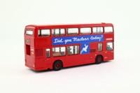 EFE 28816; Leyland Titan; Stagecoach East London; 69 Walthamstow Central Stn; New Year 2008