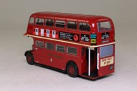 Corgi OOC OM41701; Leyland RTW Double Decker Bus; London Transport; 95 Cannon St; Red Rover