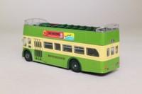 Corgi OOC 42001; Leyland PD3 Bus Queen Mary; Open Top: Southdown; 102 Arundel, Shoreham, Worthing