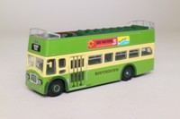Corgi OOC 42001; Leyland PD3 Bus Queen Mary; Open Top: Southdown; 102 Arundel, Shoreham, Worthing