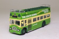 Corgi OOC OM41907; Leyland PD3 Bus Queen Mary; Single Headlights; Southdown; 2 Portslade Station