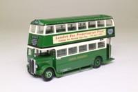 EFE 27808A; AEC Regent STL Bus; London Transport; 424 Reigate, Cobham Bus Museum Open Day April 2002