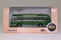 Oxford Diecast 76LRT002; Leyland Royal Tiger Coach; Southdown; Hayling Island