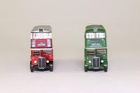 EFE 99922; London Transport Museum Set 9; 2x AEC STL Buses, London Transport