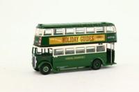 EFE 27808; AEC Regent STL Bus; London Transport; 321 Luton Park Square, BR Holiday Guides Advert