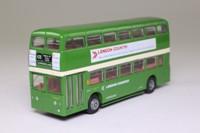 EFE 18201; Daimler Fleetline Bus; London Country NBC; Rt 428 Dormersland, Baldwins Hill, Felcourt, Lingfield