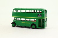 EFE Code 3; AEC RT Double Deck Bus; London Country: 406 Reigate