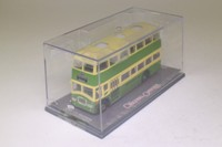 Corgi OOC OM41910; Leyland PD3 Bus Queen Mary; Double Headlights; Southdown; 192 Hailsham, Relief