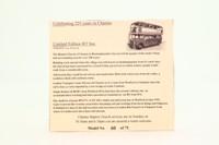 EFE Code 3; AEC RT Double Deck Bus; London Transport; 336 Chenies Village