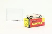 Schuco 01691; Piccolo; Jaguar XK120; White