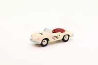 Schuco 0417; Piccolo; Porsche 356 Cabrio; Porsche Modell Club
