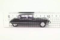 Auto Plus; 1965 Citroen DS19 Pallas; Black