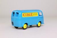 Dinky Toys 25BV; Peugeot D3 Van; Post Van, Cibie