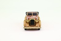 Models of Yesteryear Y-11/3; 1938 Lagonda Drophead Coupe; Copper & Gold
