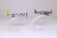 Corgi 49504; USAF Fighter Escort 2 Plane Set; Mustang & Thunderbolt