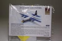 Corgi Classics 48402; Lockheed Hercules Transport Plane; KC-C130, US Marine Corps, Blue Angels
