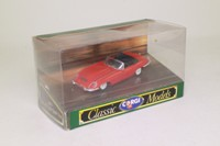 Corgi 96080; Jaguar E-Type; Open Top; Red