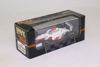 ONYX 145; Footwork Arrows FA13 Formula 1; 1992 Spanish GP 5th; Michele Alboreto; RN9