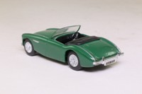 Dinky Toys DY-30; Austin Healey 100 BN2; British Racing Green