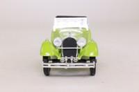 Rio 37; 1928 Bugatti Royale T41 Scoperta; Open Top, Green