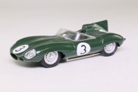 Brumm R150; Jaguar D Type; 1956 24h Le Mans DNF; Fairman & Wharton; RN3