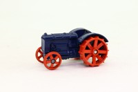 ERTL 2526; Fordson N Tractor; Blue & Orange