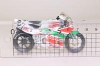 IXO CLB010; 1997 Honda RC45 Motorcycle; 1997 MotoGP, John Kocinski, RN3