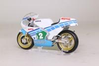 IXO; Yamaha TZ 250L MotoGP Motorcycle; 984 World Champion; Christian Sarron; RN2