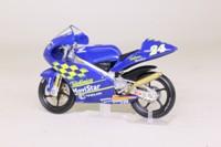 IXO; Honda RS125 Motorcycle; 2001 Toni Elias; RN24
