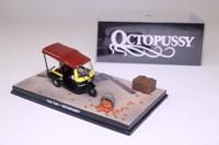 James Bond; Tuk-Tuk; Octopussy - Diorama Box; Universal Hobbies