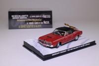 James Bond Mercury Cougar; On Her Majesty's Secret Service; Universal Hobbies