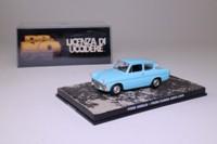 Universal Hobbies 89; James Bond, Ford Anglia; Dr No