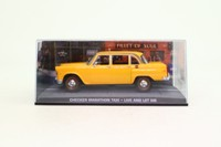 James Bond; Checker Marathon Taxi; Live And Let Die; Universal Hobbies