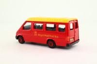 Corgi Classics; 1992 Ford Transit Van; Minibus, Royal Mail Post Bus