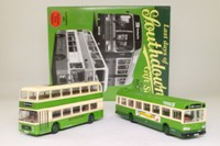 EFE 99912; Last Days of Southdown 2 Pce Set; Bristol VRIII Bus & Leyland National Bus