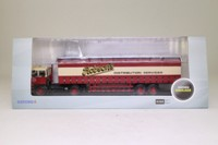 Oxford Diecast 76D28001; DAF 2800 Artic; Curtainside Trailer, Robson's Distribution