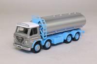 EFE 37201; Foden S24 8W Rigid Tanker; Miers Transport Ltd