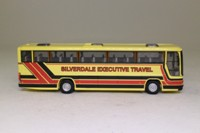 Corgi OOC 43312; Plaxton Premiere Coach; Silverdale Executive Travel; Nottingham & London