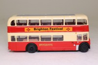EFE 14001; Bristol FLF Lodekka Bus; Brighton Hove & District; 26 Mile Oak
