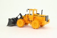 Scoop; Volvo L180C Shovel Loader; Compactor; Yellow